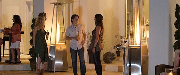 Foyer Rustique | Chauffe-Terasse | Blogue